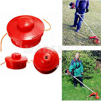 Strimmer Bump Feed Line Spool Brush Cutter Grass Replacement Trimmer Head ll