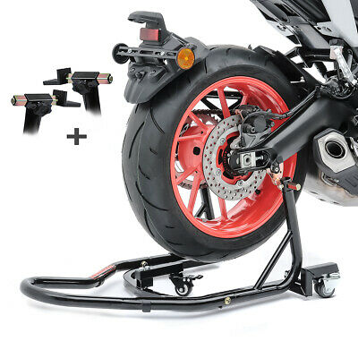 Motorcycle Rear Paddock Stand MV Buell XB9 S Lightning Dolly Mover