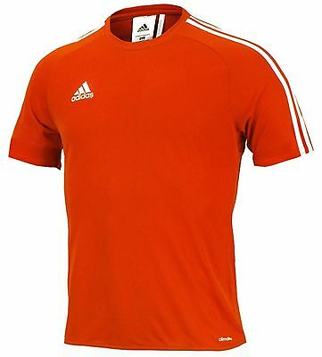 adidas Mens Striped 2C Estro 13 Climalite football jersey shirt Z38462 strip