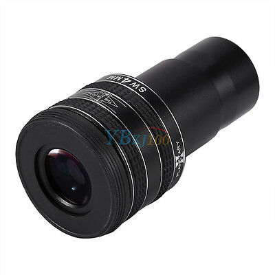 """1.25"""" 4mm 58° Fully Multicoated Green Lenses Planetary Eyepiece For Telescope GW"""