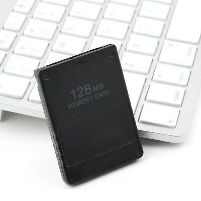 128MB Memory Card Save Game Data Stick Module For Sony PS2 PS Playstation F#