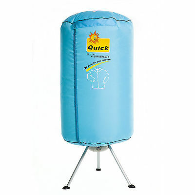 Hight efficient heated QUICK Clothes Dryer / QUICK CL-802