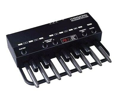 HAMMOND XPK100 13 note MIDI BASS Pedals @ Carlingford Music Centre