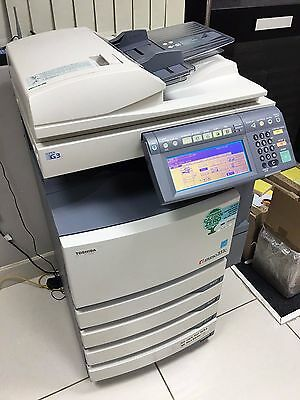 TOSHIBA eStudio 351c Photocopier Printer Scanner Fax All in One