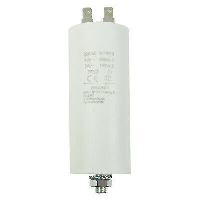 25Uf 450V Universal Motor Start / Motor Run Capacitor