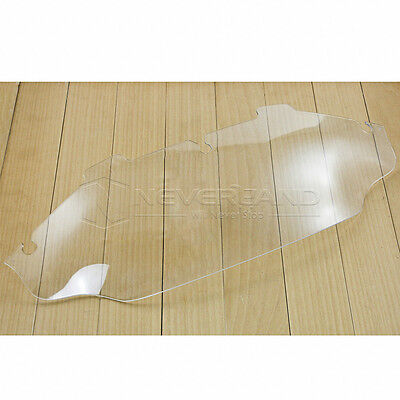 """8"""" Clear wave Windscreen Windshield For Harley Electra Street Glide Touring FL"""