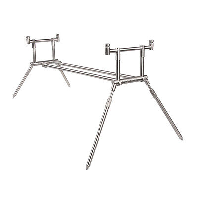 Rod Pod Mad Compact Stainless Steel Uk Style
