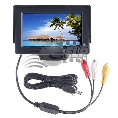 Portable 4.3 Inch TFT LCD Digital Color Monitor for FPV FLP0111