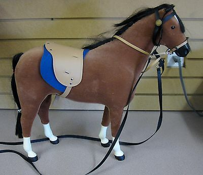 """AMERICAN GIRL DOLL FELICITY'S HORSE """"PENNY"""" FREE SHIPPING Backroom"""