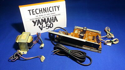 Yamaha V50  -  Power Supply - Fuente De Alimentacion    - Original - Tested