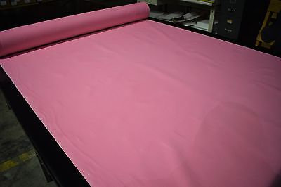 "Pure Cotton Canvas Duck Fabric Bright Pink By The Yd 60"" Wide Upholstery"