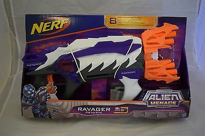 Nerf Alien Menace Ravager - Brand New Unopened - Toys R Us UK Exclusive