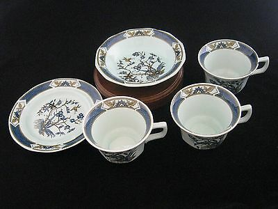 Adams Wedgwood Ming Toi Calyx Ware Lot Made in England
