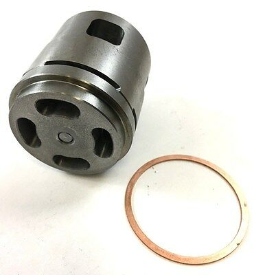7271X Quincy Valve Assembly Discharge, Quincy 325 Air Compressor Parts