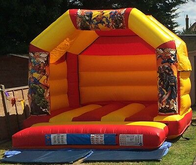 12 X 12 Bouncy Castle Hire