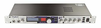 DigiTech GSP1101 Rack-Mountable Multi-Effects Preamp & Processor for Guitar