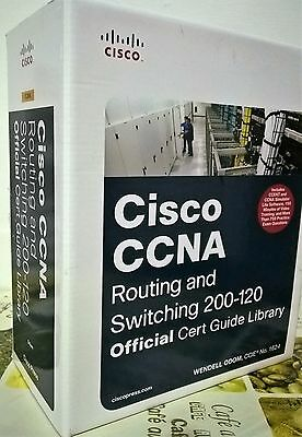 Book Cisco CCNA Routing and Switching 200-120