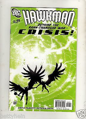 DC COMICS: HAWKMAN #49, April 2006