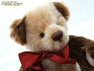 """How Cute Is """"hunter"""" The Limited Deans Rag Book Teddy 2008"""