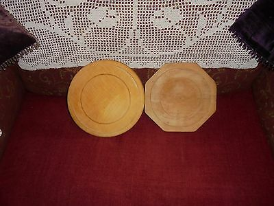 Vintage Bread Boards