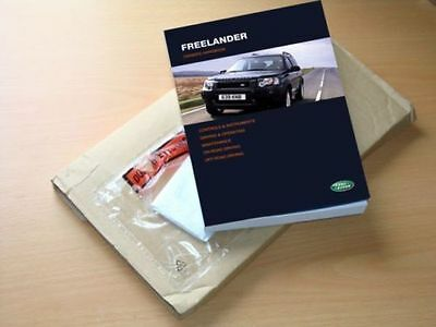 New - Freelander Owners Manual Handbook 1997 - 2006, Immaculate Condition