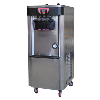 CyberCool CY3000 Commercial Frozen Yoghurt Ice Cream Machine