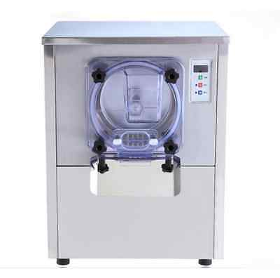 Durable Adjustable Stainless Steel Commercial Hard Ice Cream Machine 20L/h