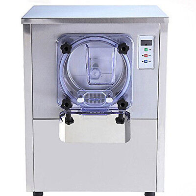 220V/50Hz Professional Commercial Stainless Steel Hard Ice Cream Machine