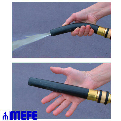 WATER SAVER - Amazing flexible rubber nozzle! (Brass) (CAT 78*)