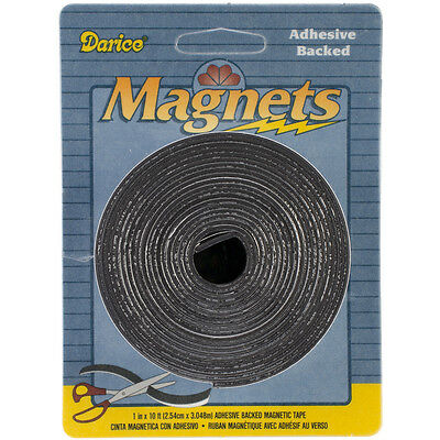 "Adhesive Magnetic Tape 1""X120"" 10757-03"