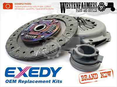 for MITSUBISHI PAJERO 2.8L NJ 4M40T TD for Single Mass Flywheel Exedy Clutch Kit