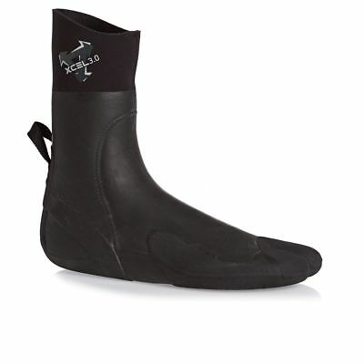 Xcel 3mm Split Toe Comp Dipped Boot Mens Unisex Surfing Watersports Surf Wind