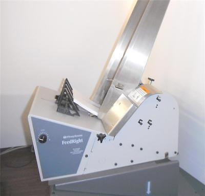 Pitney Bowes Feedright Friction Feeder With Streamfeeder Technology *Nice*