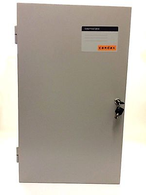 Cardax Gallagher C200104 FT DUAL CABINET - NO Power Supply - COOL GREY
