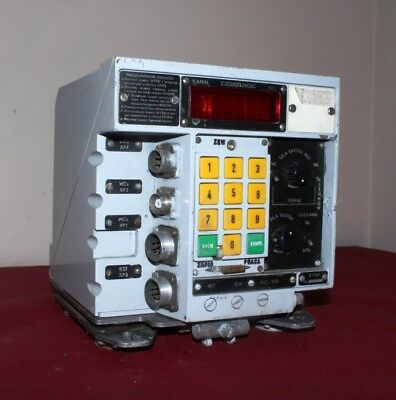 Military VHF receiver R-173P 30 MHz to 75.999MHz