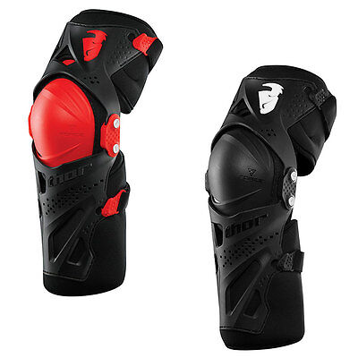Thor Force XP Youth MX Motocross Offroad Knee Guards