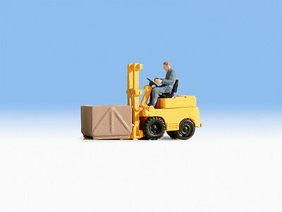Fork Lift Truck - OO/HO figures - Noch 16770 - free post