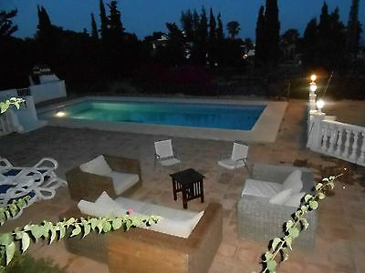 holiday rental in Spain .large villa to let for holidays...4 bedrooms.