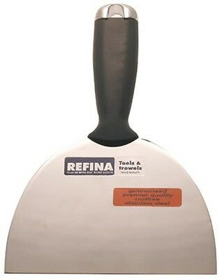 "REFINA STAINLESS STEEL 4"" Taping Knife 765004"