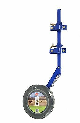 GATE WHEEL w/ Suspension Spring, Tall Adjustable Quality Speeco Ships Free