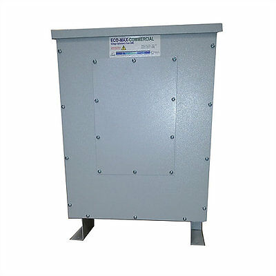 VOLTAGE OPTIMISER 125A Commercial Industrial 3 phase 19% bill saving solar PV