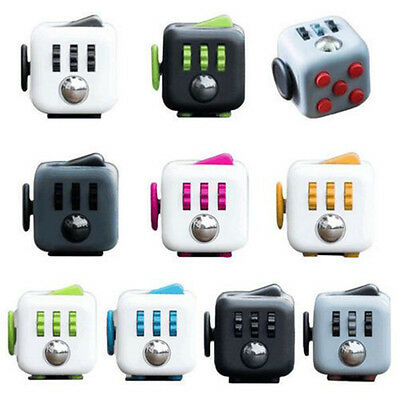 Fidget Cube stress relief office gift toy anxiety adults