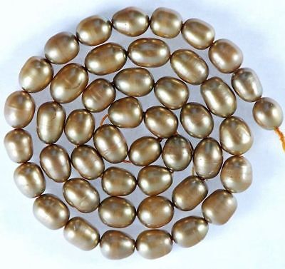 7-8mm Cultured Freshwater Pearl Long Jewelry Loose Bead