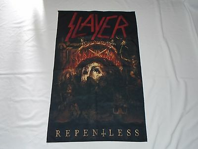 Slayer  Repentless Textile Flag
