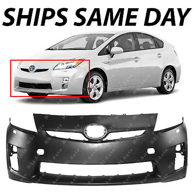 NEW Primered -- Front Bumper Cover Fascia for 2010 2011 Toyota Prius 5211947920