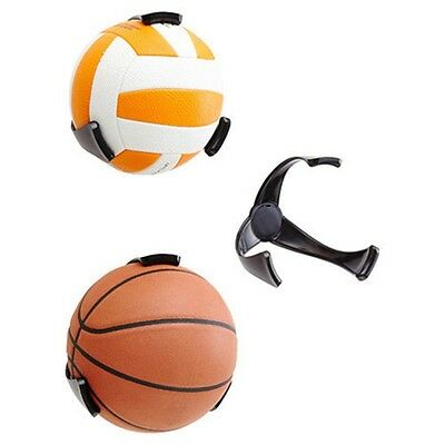Plastic Ball Claw Wall Mount Basketball Holder Football Storage Rack For Home