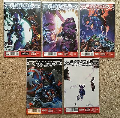 Ultimate Cataclysm Ultimates Last Stand, 1-5, 2014