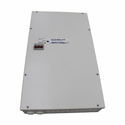 VOLTAGE OPTIMISER 63A Wall Mounted Commercial 3 phase 19% bill saving solar PV
