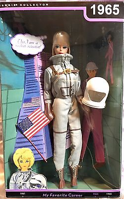 MISS ASTRONAUT Barbie My Favorite Doll Series 1965 Reproduction (2009) - NEW