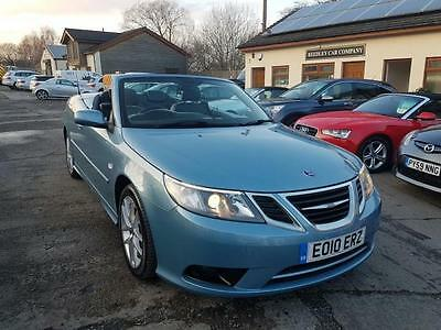 2010 SAAB 9-3 2.0 VECTOR T Automatic Convertible immaculate